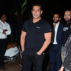 Salman Khan's Birthday Party 2017