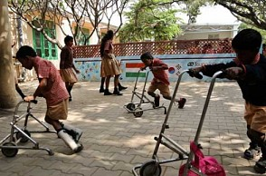 """Ensure disabled children are given free education till the age of 18"": Centre"