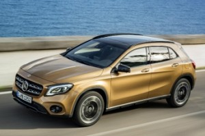 Mercedes-Benz launches GLA 2017 in India