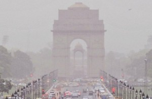 Air quality worsens after Diwali