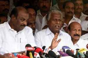 'There are clashes between OPS and EPS faction': K P Munusamy