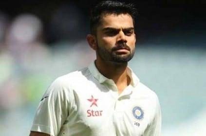 ENGVSIND: Ganguly advice for Kohli after the England test series