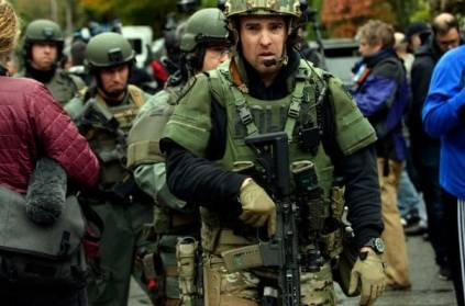 gunman expresses hatred of Jews by killing 11 people in pittsburgh