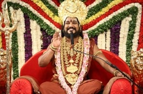 Madras HC restrains Nithyananda from entering this place