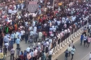 Public turn up in huge numbers for Sterlite protest