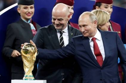 Putin offers visa-free entry into Russia for World Cup fans for rest o