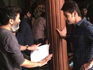 After 11 long years, Actor Mahesh Babu teams up with Trivikram Srinivas for his 28th film - Details!