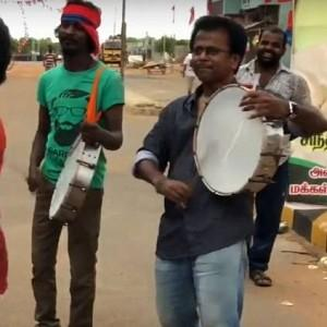 Big Surprise: AR Murugadoss releases a new video from Thalapathy 62 shooting spot