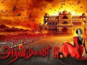 Huge! After Action, Sundar C does this for Aranmanai 3 again! Interesting hot updates!