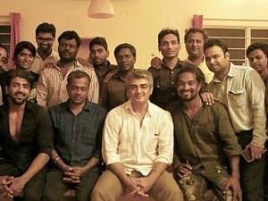 'Thala' Ajith and GVM together again? Fans hope for more of the duo with this unseen throwback!