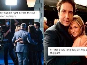 David Schwimmer's TRENDING comments to these FRIENDS reunion UNSEEN SNAPS thrill fans! - Check out!