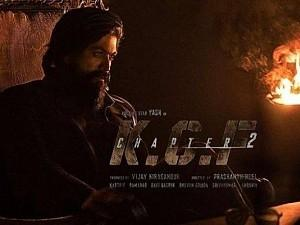 KGF Chapter 2 latest: