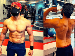 Popular hero stuns fans with his impressive physical transformation; says