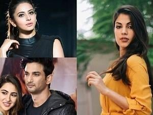 Breaking: Rhea Chakraborty names Rakul Preet Singh, Sara Ali Khan & Simone in Bollywood drug scandal