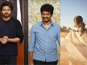 Vijay's Thalapathy 65 makers announce the heroine with a mass video!
