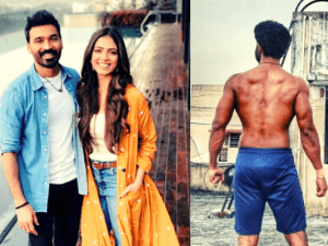 This young actor all set to join Dhanush and Malavika Mohanan's D43; pic goes viral!