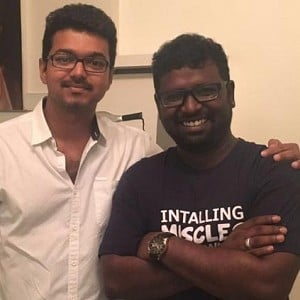 Thalapathy Vijay's surprise text message to this recent sensation
