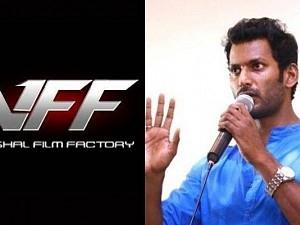 """At your own risk"" - Vishal's VFF latest breaking statement on Money swindling case!"
