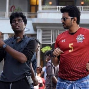 Bigil Tamil movie photos
