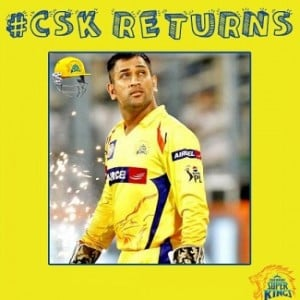 Chennai Super Kings Squad for IPL Season 11